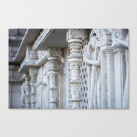spiritual Canvas Prints featuring Spiritual by Gunjan Marwah