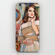 Lana Rey iPhone & iPod Skin