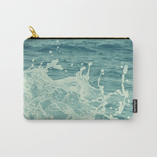 The Sea III. Carry-All Pouch