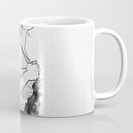 Deep ocean of secrets. Coffee Mug
