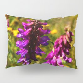 The summer flower. Pillow Sham