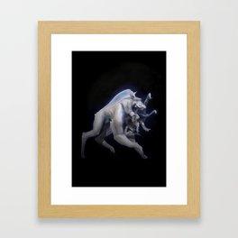 Jinaga Framed Art Print