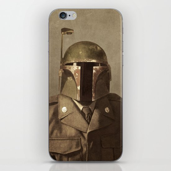 General Fettson iPhone & iPod Skin