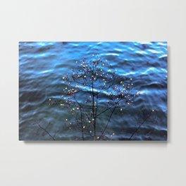 by the ocean Metal Print