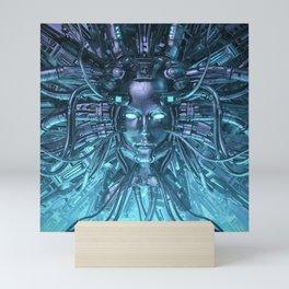 Mind of the Machine Mini Art Print