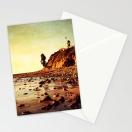 Where the awareness of existence is immensely heightened Stationery Cards