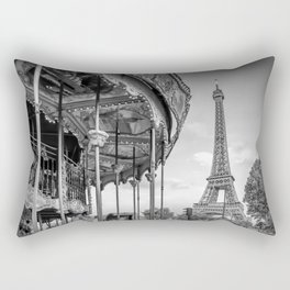 Typical Paris Rectangular Pillow