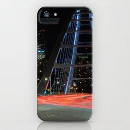 streaking iPhone Case