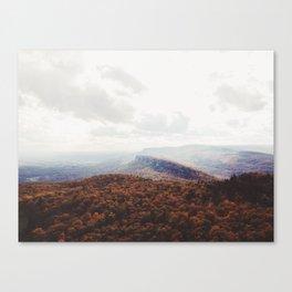Mohonk Mountain House Canvas Print