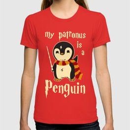 My Patronus is a Penguin T-shirt
