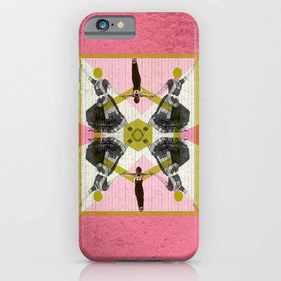 Bollywood geometrical gym iPhone & iPod Case