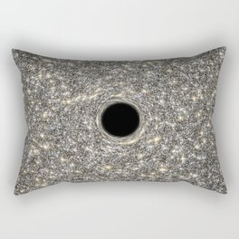 Supermassive Black Hole Rectangular Pillow
