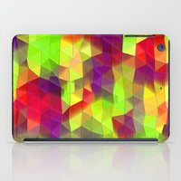 neon iPad Cases featuring Neon by KRArtwork