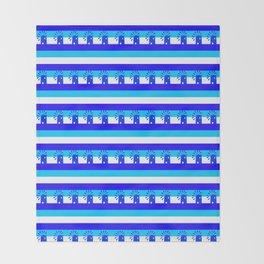 Greek Island Throw Blanket
