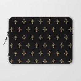 Pom Pom - Black Laptop Sleeve