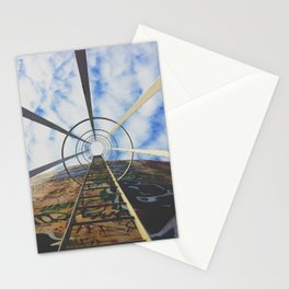 Up The Rabbit Hole Stationery Cards