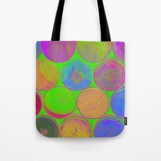 The Lie is a Round Truth 2 Tote Bag