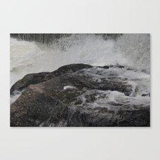 Jones River Falls Canvas Print