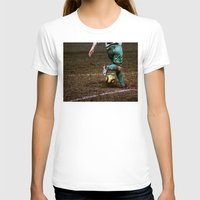 football T-shirts featuring Football by Goncalo