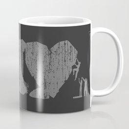 I Love Bouldering Coffee Mug