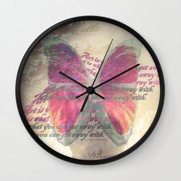 Art = .... Wall Clock