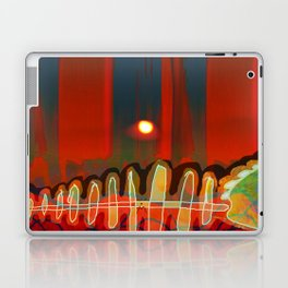 Dry Swimming  / Trapped Laptop & iPad Skin