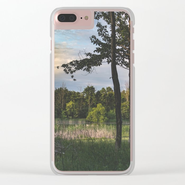 Sometimes Clear iPhone Case