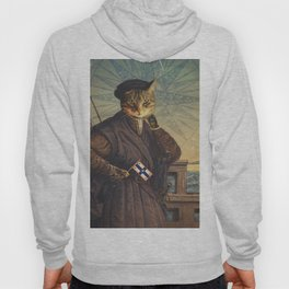 Jacques 'Chat'tier Hoody