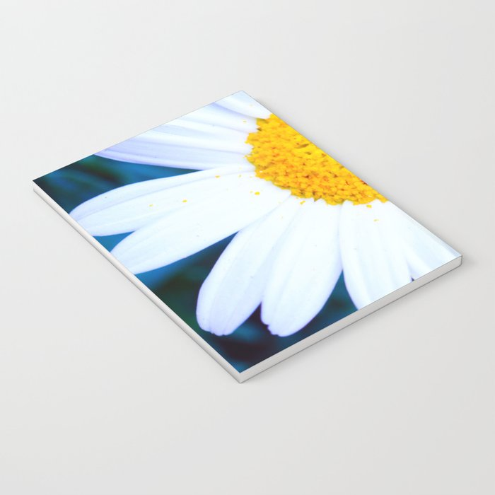 SMILE - Daisy Flower #2 Notebook