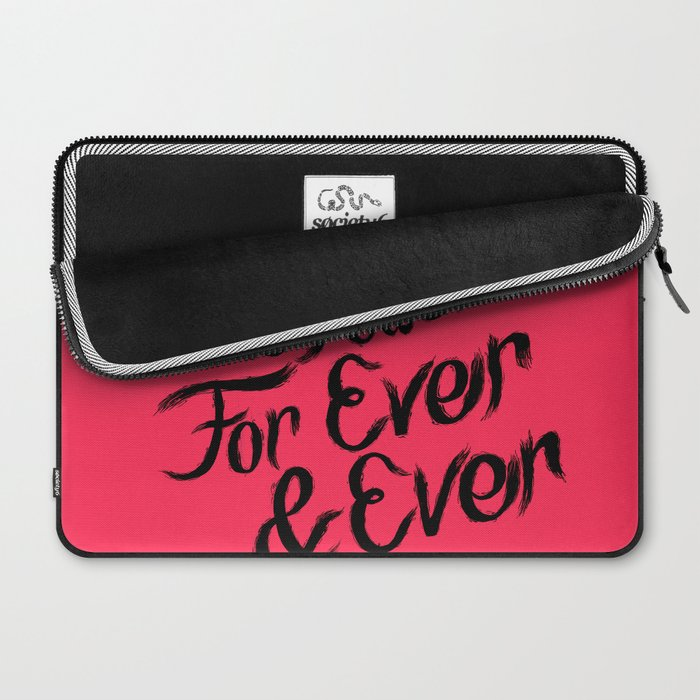1st Peter lllustrated Poster  Laptop Sleeve