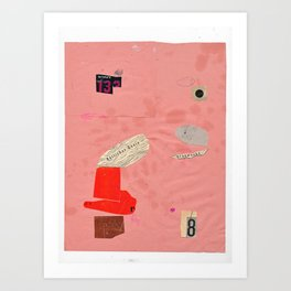 Grauwack Art Print