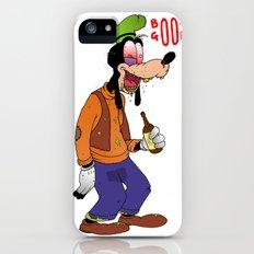 Booze Goofy iPhone (5, 5s) Slim Case