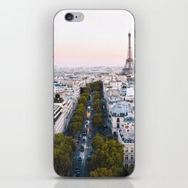 Paris City iPhone Skin