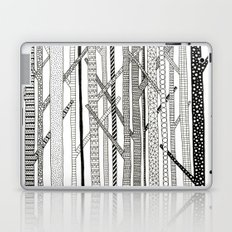 Pattern Trees Laptop & iPad Skin