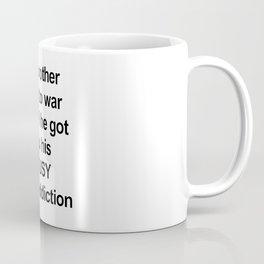 Brother/ Drug Addiction Coffee Mug
