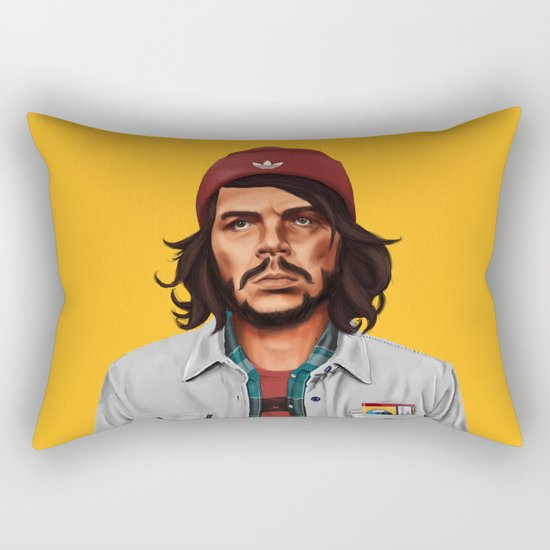 Hipstory - che guevara Rectangular Pillow