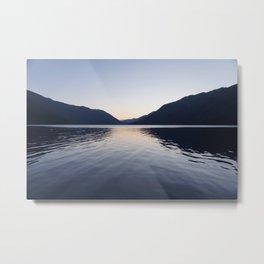 Lake Crescent, Washington Metal Print