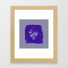 Woman 3 Framed Art Print