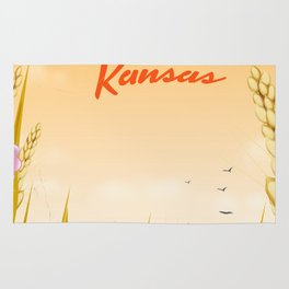 Smallville Kansas Sunset edition Rug