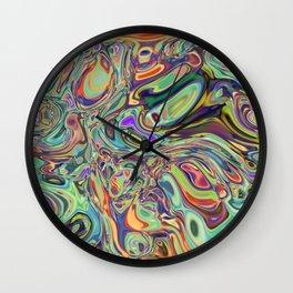 Neural Abstraction #2 Wall Clock