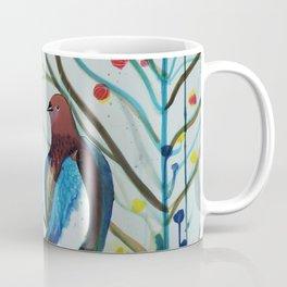 sous les branches Coffee Mug