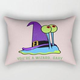 Gary Wizard Rectangular Pillow