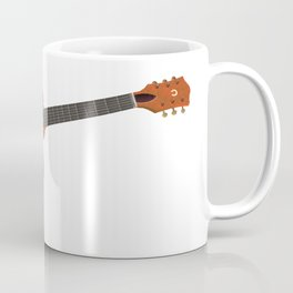 Gretsch Chet Atkins Guitar polygon art Coffee Mug
