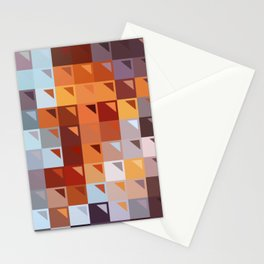 Sophistication of Color Stationery Cards