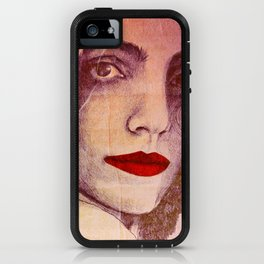 Yael the warrier of peace iPhone Case