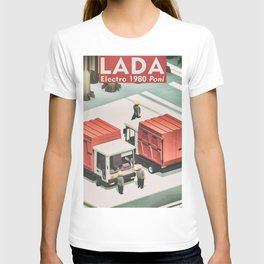 4 pm chat T-shirt