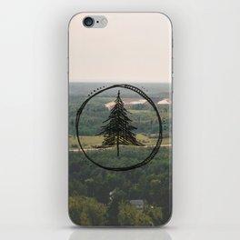Pine iPhone Skin
