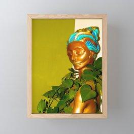 """Undine IV"" by ICA PAVON Framed Mini Art Print"