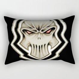 Skull Of Wrath Rectangular Pillow
