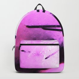 Tourmaline Abstract Backpack